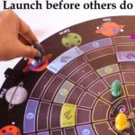 Game Play Img No 3. Launch before others do