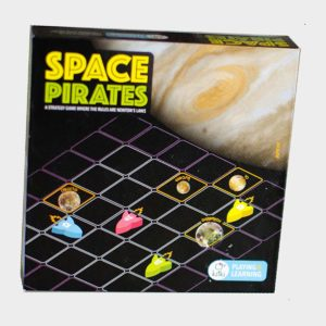 Bored Game Company is the best place to buy Space Pirates in India.