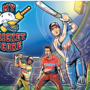 My Cricket Score