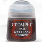 Citaldel Base Paints: Warplock Bronze