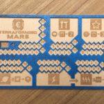 Terraforming Mars Board Sapphire