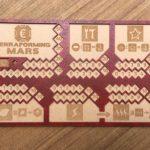 Terraforming Mars Board Ruby