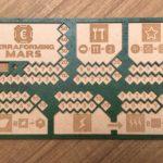 Terraforming Mars Board Emerald