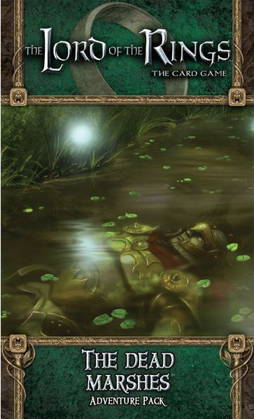Buy The Lord of the Rings: The Card Game – The Dead Marshes only at Bored Game Company.