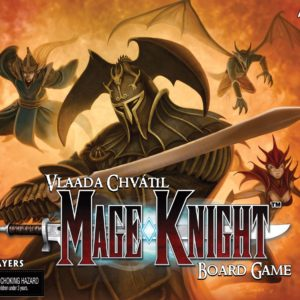 Buy Mage Knight Board Game only at Bored Game Company.
