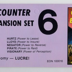 Buy Cosmic Encounter: Expansion Set #6 only at Bored Game Company.