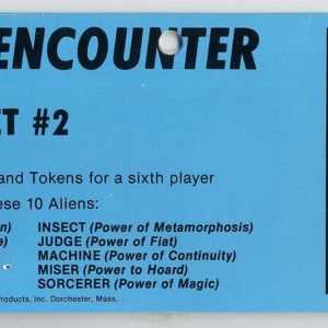 Buy Cosmic Encounter: Expansion Set #2 only at Bored Game Company.
