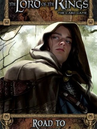 Buy The Lord of the Rings: The Card Game – Road to Rivendell only at Bored Game Company.