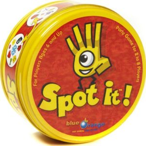 Buy Spot it! only at Bored Game Company.