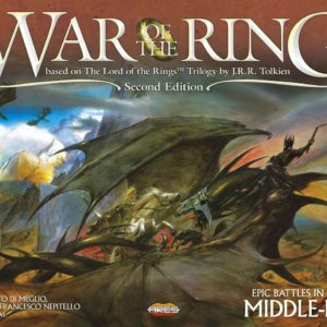 Buy War of the Ring: Second Edition only at Bored Game Company.