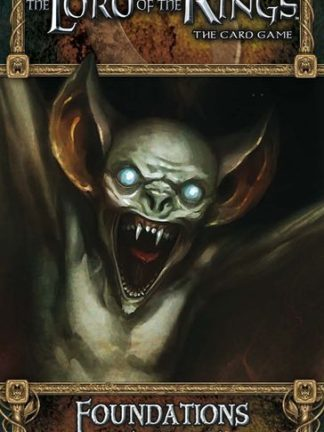 Buy The Lord of the Rings: The Card Game – Foundations of Stone only at Bored Game Company.