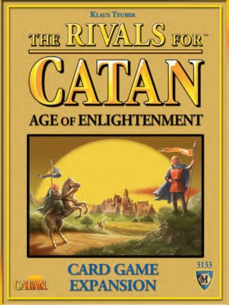 Buy Rivals for Catan: Age of Enlightenment only at Bored Game Company.
