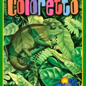 Buy Coloretto only at Bored Game Company.