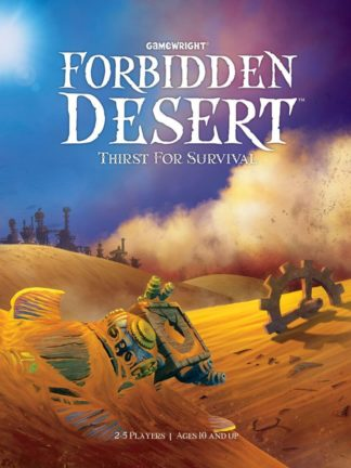 Buy Forbidden Desert only at Bored Game Company.