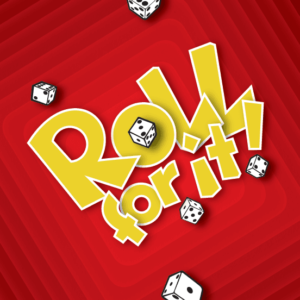 Buy Roll For It! only at Bored Game Company.
