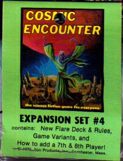 Buy Cosmic Encounter: Expansion Set #4 only at Bored Game Company.