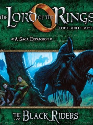 Buy The Lord of the Rings: The Card Game – The Black Riders only at Bored Game Company.