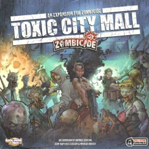 Buy Zombicide: Toxic City Mall only at Bored Game Company.