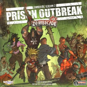 Buy Zombicide Season 2: Prison Outbreak only at Bored Game Company.