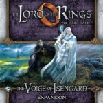 Buy The Lord of the Rings: The Card Game – The Voice of Isengard only at Bored Game Company.