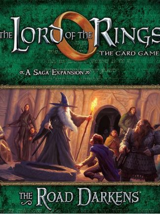Buy The Lord of the Rings: The Card Game – The Road Darkens only at Bored Game Company.