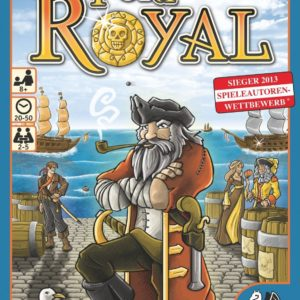 Buy Port Royal only at Bored Game Company.