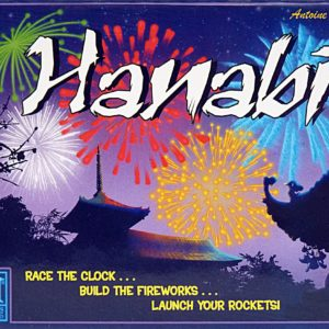 Buy Hanabi only at Bored Game Company.