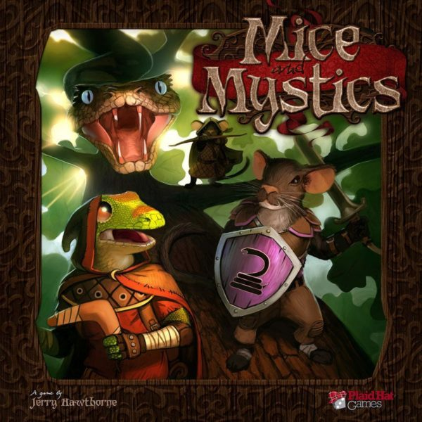 Buy Mice and Mystics: Downwood Tales only at Bored Game Company.