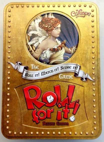 Buy Roll For It! Deluxe Edition only at Bored Game Company.