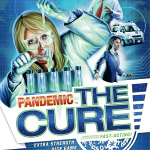 Buy Pandemic: The Cure only at Bored Game Company.