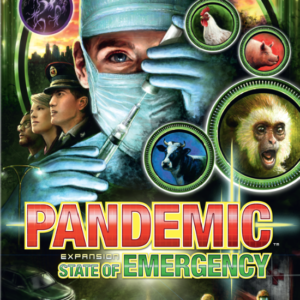 Buy Pandemic: State of Emergency only at Bored Game Company.
