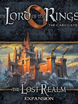 Buy The Lord of the Rings: The Card Game – The Lost Realm only at Bored Game Company.