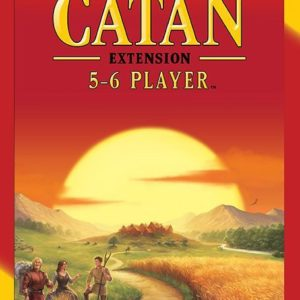 Buy Catan: 5-6 Player Extension only at Bored Game Company.