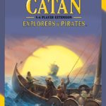 Buy Catan: Explorers & Pirates – 5-6 Player Extension only at Bored Game Company.