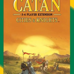 Buy Catan: Cities & Knights – 5-6 Player Extension only at Bored Game Company.
