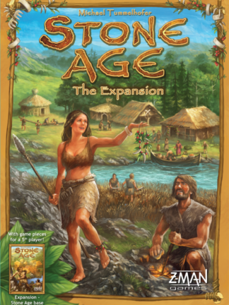 Buy Stone Age: The Expansion only at Bored Game Company.