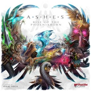 Buy Ashes: Rise of the Phoenixborn only at Bored Game Company.