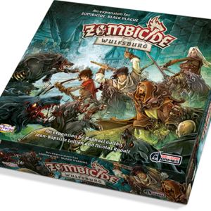 Buy Zombicide: Black Plague – Wulfsburg only at Bored Game Company.