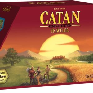 Buy Catan: Traveler – Compact Edition only at Bored Game Company.