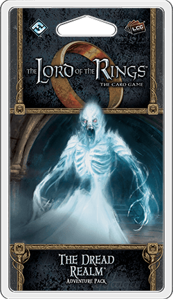 Buy The Lord of the Rings: The Card Game – The Dread Realm only at Bored Game Company.