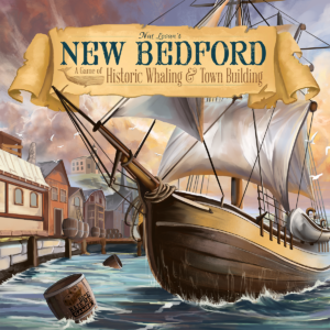 Buy New Bedford only at Bored Game Company.