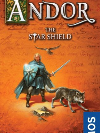 Buy Legends of Andor: The Star Shield only at Bored Game Company.