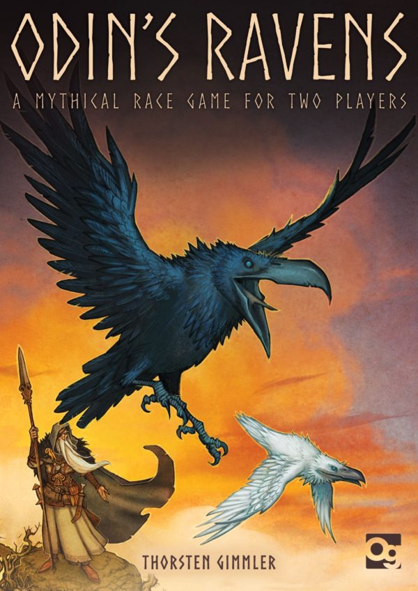 Buy Odin's Ravens (Second Edition) only at Bored Game Company.