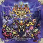 Buy Arcadia Quest: Beyond the Grave only at Bored Game Company.