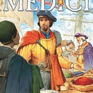Buy Medici only at Bored Game Company.