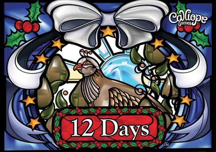Buy 12 Days only at Bored Game Company.