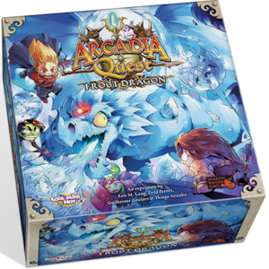 Buy Arcadia Quest: Frost Dragon only at Bored Game Company.
