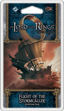 Buy The Lord of the Rings: The Card Game – Flight of the Stormcaller only at Bored Game Company.