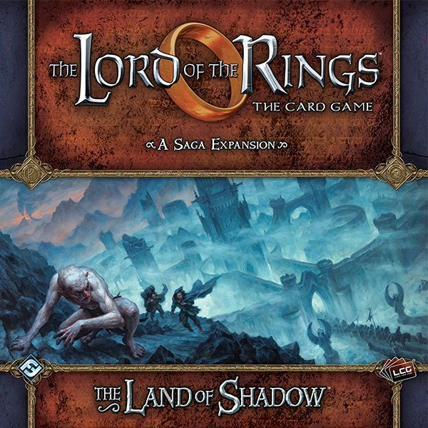 Buy The Lord of the Rings: The Card Game – The Land of Shadow only at Bored Game Company.