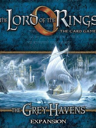 Buy The Lord of the Rings: The Card Game – The Grey Havens only at Bored Game Company.